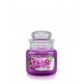 Fresh Lilac słoik mały Country Candle