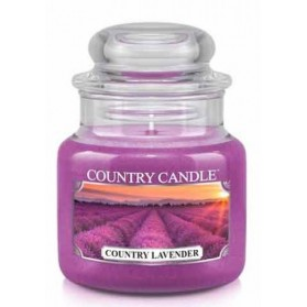 Country Lavender słoik mały Country Candle