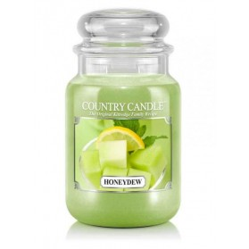 Honeydew słoik duży Country Candle