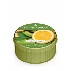 Citrus & Sage Daylight Country Candle