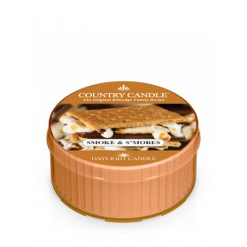 Smoke & Smores Daylight Country Candle