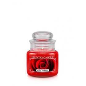 Love & Roses Daylight Country Candle