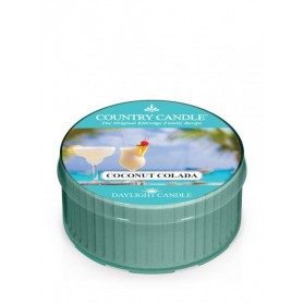 Coconut Colada Daylight Country Candle