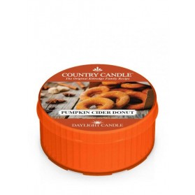 Pumpkin Cider Donut Daylight Country Candle