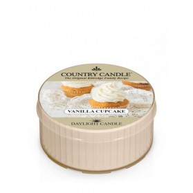 Vanilla Cupcake Daylight Country Candle