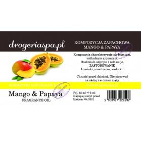 Olejek zapachowy Mango & Papaya 12ml