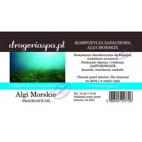 Olejek zapachowy Algi Morskie 12ml