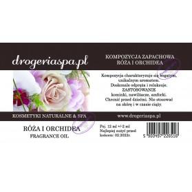 Olejek zapachowy Róża i Orchidea 12ml