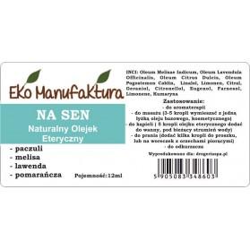 Olejek Eteryczny na Sen 12ml