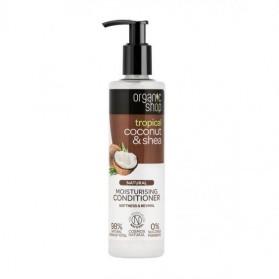Balsam do włosów nawilżający Coconut & Shea Organic Shop