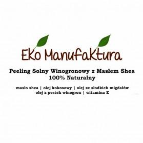 Peeling Solny Winogronowy - 200ml