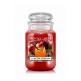 Spiced Apple Chai-Der Country Candle duży słój