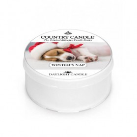 Winter's Nap daylight Country Candle