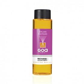 Wkład zapachowy Effluves Exotiques (Egzotyczne nuty) 250 ml