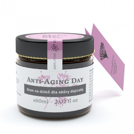 Krem na dzień do skóry dojrzałej Anti-Aging
