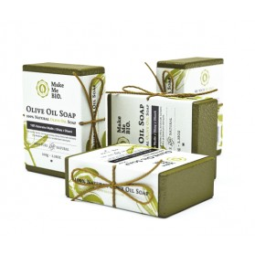 Mydło z oliwy z oliwek 100% Make Me Bio