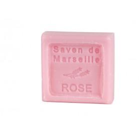 Mydło Marsylskie Róża 30g