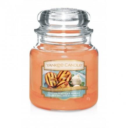 Grilled Peaches & Vanilla słoik średni