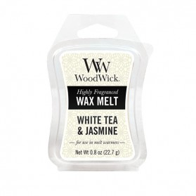 White Tea & Jasmine wosk WoodWick