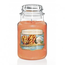 Grilled Peaches & Vanilla słoik duży