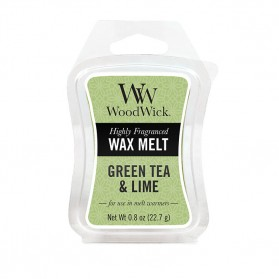 Green Teae & Lime wosk WoodWick