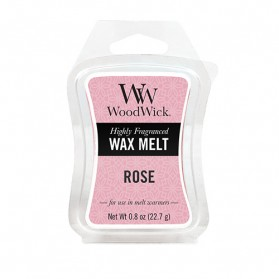 Rose wosk WoodWick