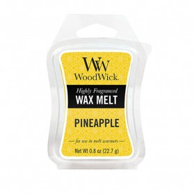 Pineapple wosk WoodWick