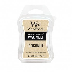 Coconut wosk WoodWick