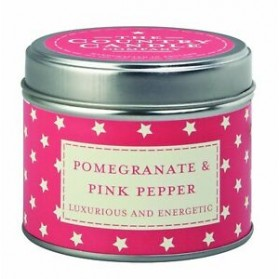 Pomegranate & Pink Pepper The Country Candle Superstars