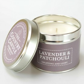 Pastels Lavender & Patchouli The Country Candle Superstars