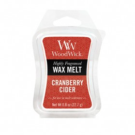 Cranberry Cider wosk WoodWick