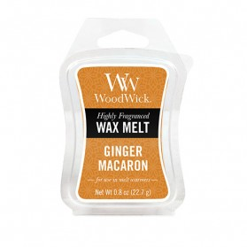 Ginger Macaron wosk WoodWick