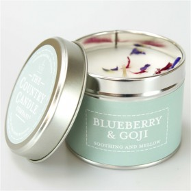 Pastels Blueberry & Goji The Country Candle Superstars