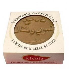 Mydło Alep z olejem Nigella 125g