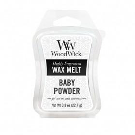 Baby Powder wosk WoodWick