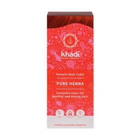 Henna Khadi Naturalna Czerwona