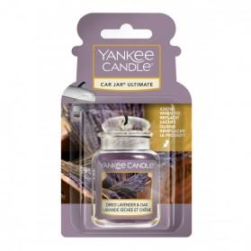 Dried Lavender & Oak Car jar ultimate