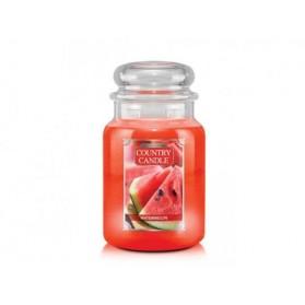 Watermelon Country Candle słoik duży