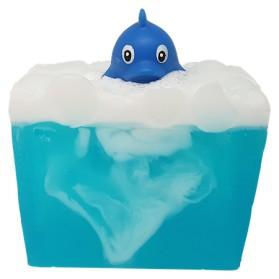Mydło glicerynowe Plusk! z zabawką