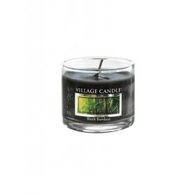 Black Bamboo świeca mini VC