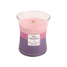 Wild Berry Smoothie średnia świeca Trillogy WoodWick