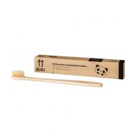Bambusowa szczoteczka do zębów miękka Zuzii