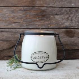 Fresh Cut Fraser średnia świeca Milkhouse Candle