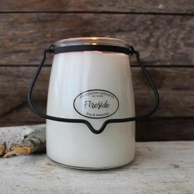 Fireside  duża świeca Milkhouse Candle