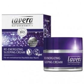 Krem-maska do regeneracji skóry na noc Lavera