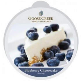Blueberry Cheesecake wosk Goose Creek