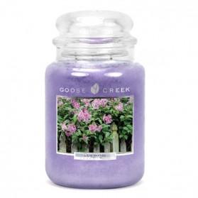 Lilac Garden Słoik duży Goose Creek