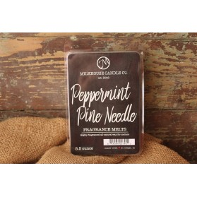 Peppermint Pine Needle wosk Milkhouse Candles