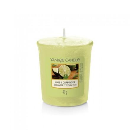 Lime & Coriander sampler