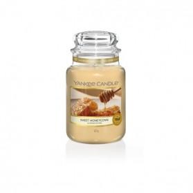 Sweet Honeycomb Słoik duży
